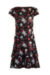 Дамска рокля с волани-Copy