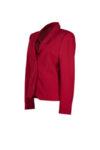 Вталено дамско сако с външни джобове-Copy