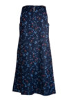Свободна романтична рокля с презрамки-Copy