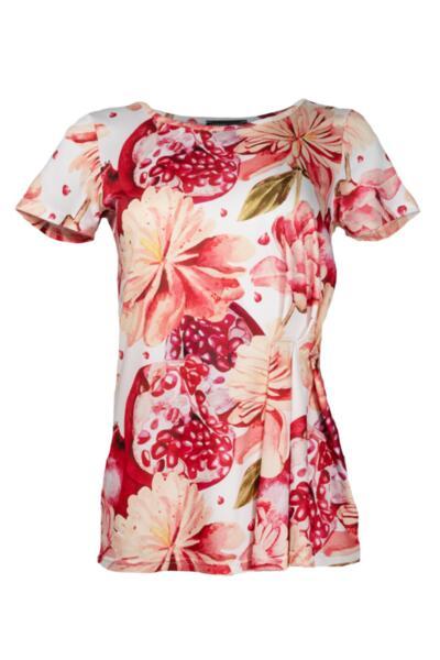"""Трикотажна дамска блуза без ръкави с """"гръцко"""" деколте"""