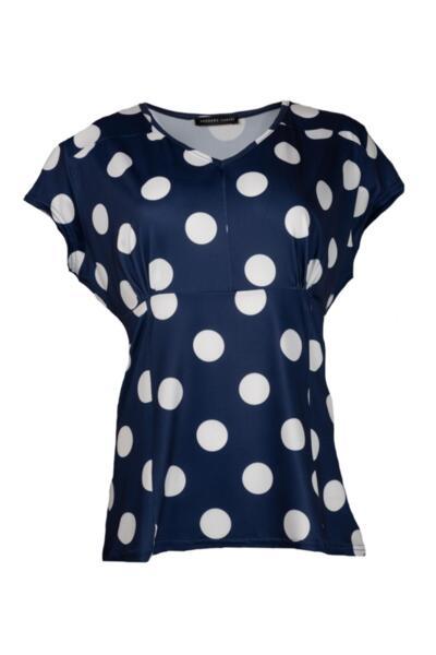 Трикотажна дамска блуза
