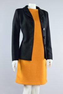 Късо палто и Ретро рокля с джобове