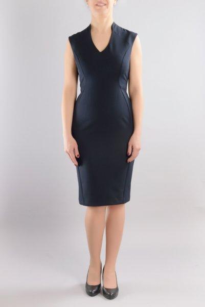 Вталена рокля в бизнес стил