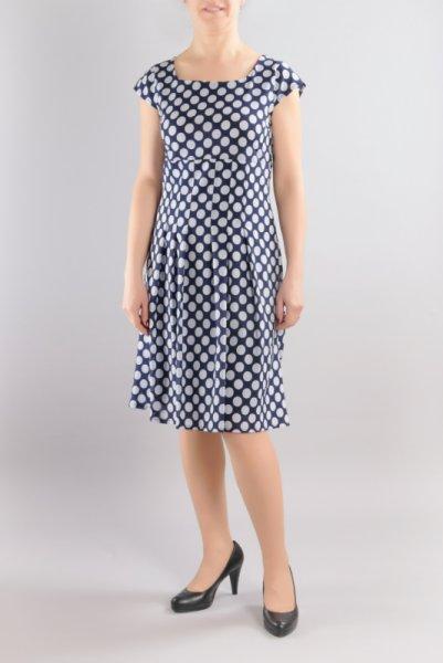 Романтична рокля с чупки