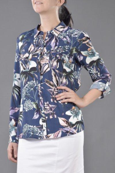 Удължена риза-туника