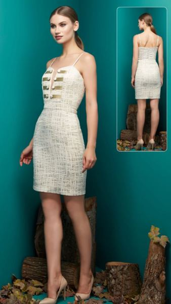 18835212f47 Дамска рокля ISABEL