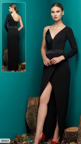 Официална рокля LORENA черна
