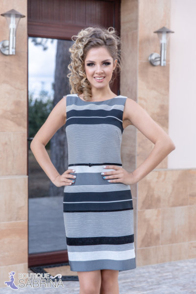 Елегантна рокля Nelina