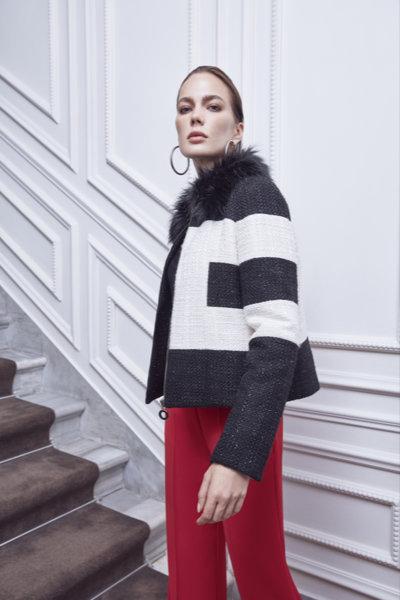 Елегантно дамско яке