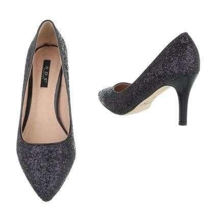 Дамски обувки с висок ток 1126-P