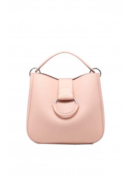 Розова дамска чанта Tom & Eva