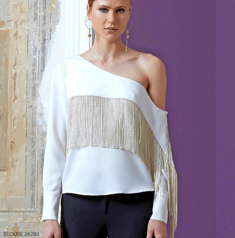 дамска-блуза-с-ресни-от-Сабрина-бутик