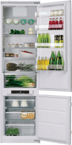 Built-in Bottom mounted Refrigerator Hotpoint-Ariston BCB 8020 AA F C