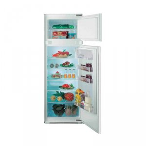 Built-in Top mounted Refrigerator Indesit T 16A1D/I