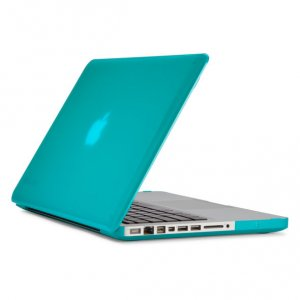 "Laptop bag Speck MACBOOK PRO 13"" SEETHRU CALYPSO BLUE КАЛЪФ"