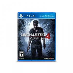 Video Games PS4 UNCHARTED 4: A THIEF'S END STAND+