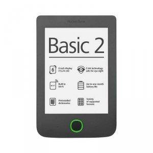 "e-Book reader PocketBook 614 BASIC 2 GREY 6"""