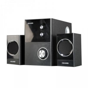 Speakers Microlab M-223 2.1