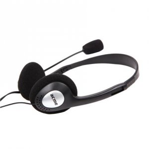 Headphones with mic ACME CD-602 with microphone