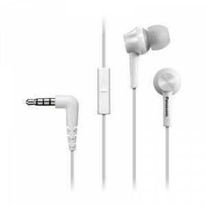 Headphones with mic Panasonic RP-TCM105E-W