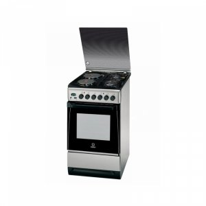 Cooker (electric/gas) Indesit I5N65A(KX)/BG