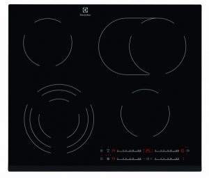 Built-in Ceramic Hob Electrolux EHF 16547FK