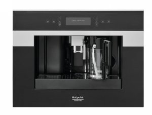 Built-in Coffee Maker Hotpoint-Ariston CM 9945/HA