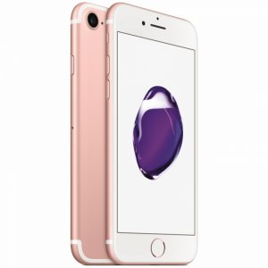 Mobile phone APPLE IPHONE 7 128GB ROSE GOLD MN952