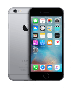 Mobile phone APPLE IPHONE 6S 32GB SPACE GRAY MN0W