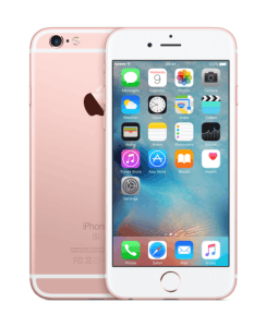 Mobile phone APPLE IPHONE 6S 32GB ROSE GOLD MN122