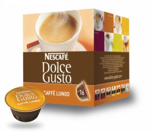 Coffee NESCAFE®  Dolce Gusto® CAFFE LUNGO
