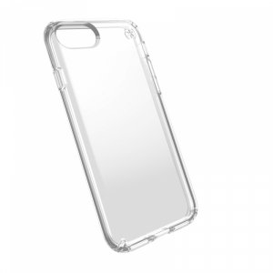 Smartphone case Speck IPHONE 7 PRESIDIO CLEAR 79988-5085