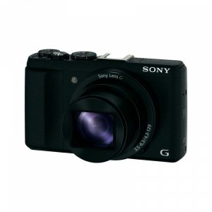 Camera Sony HX60BL + CASE