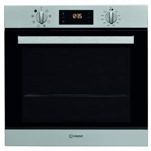 Built-in Oven Indesit IFW 6544 IX