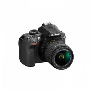 Camera Nikon D-3400 + AF-P 18-55VR + 16GB + ЧАНТА