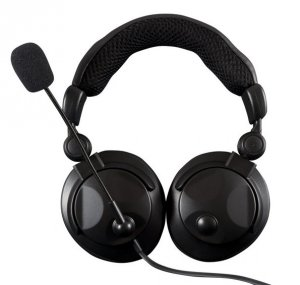 Headphones with mic Modecom MC-826 HUNTER with mic