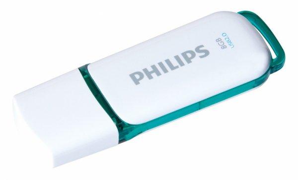 USB flash memory Philips SNOW EDITION/VIVID 8GB 2.0