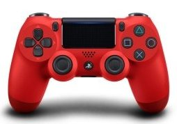 Gamepad Sony PS4 DUALSHOCK 4 V2 MAGMA RED