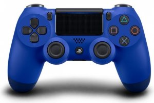Gamepad Sony PS4 DUALSHOCK 4 V2 WAVE BLUE