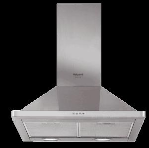 Built-in Hood Hotpoint-Ariston HHPN 6.4F AM X