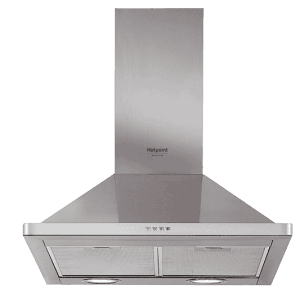 Built-in Hood Hotpoint-Ariston HHPN 6.4F AM X