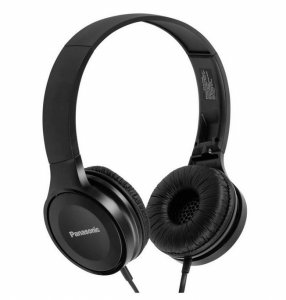 Headphones with mic Panasonic RP-HF100ME-K