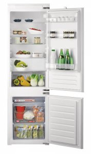 Built-in Bottom mounted Refrigerator Hotpoint-Ariston BCB 7525AA