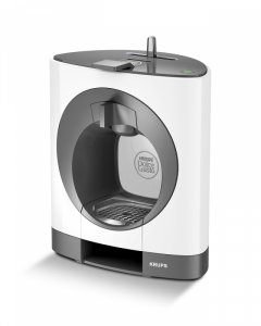 Electric Coffee Maker NESCAFE®  Dolce Gusto® KP1101RO OBLO WHITE