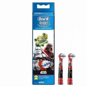 Electric Toothbrushes Oral B ЕВ 10-2 НАКРАЙНИК STARWARS