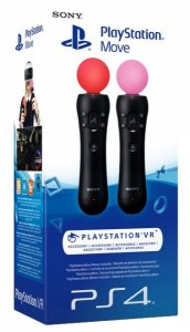 Console Accessory Sony PS4 MOVE TWIN PACK