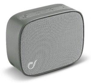 Portable speaker Cellularline FIZZY GREY