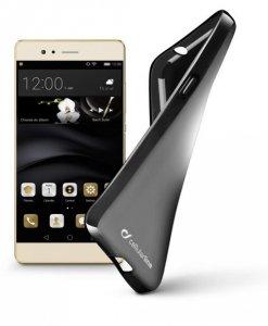 Smartphone case Cellularline SHAPE HUAWEI P9 LITE ЧЕРЕН