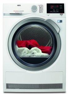 Dryer AEG T8DBG48S