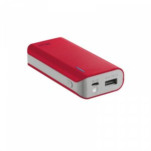 Power Bank Trust PRIMO 4400 MAH RED